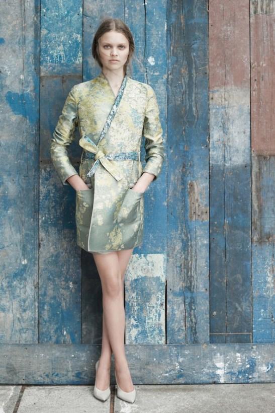 Yiqing Yin Spring 2015 RTW