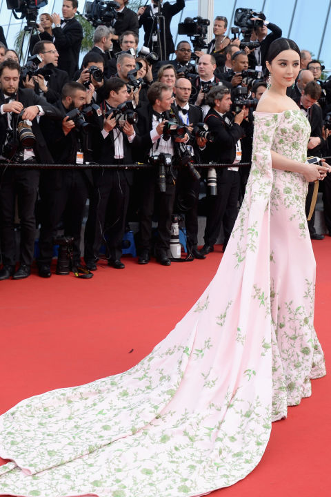 Fanbingbing in Ralph & Russo Couture