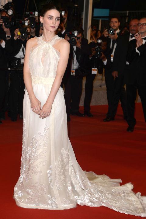 Rooney Mara in Rochas